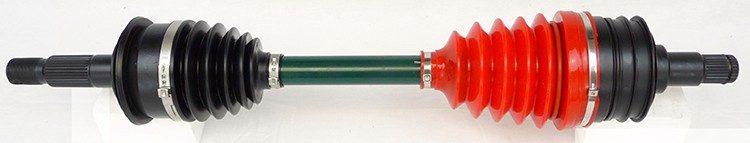 9550 TR Axles